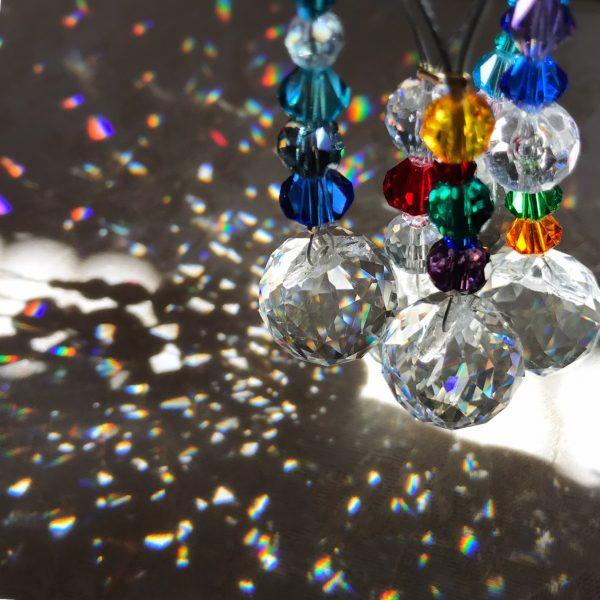 【講座中止】北とぴあ美術体験講座 サンキャッチャーで虹のプラネタリウムをつくろう!