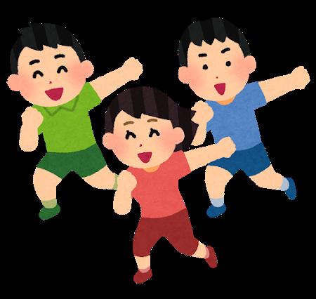 多目的ルーム スポーツ講座 子ども向け体育スクール 3歳~未就学児向け講座